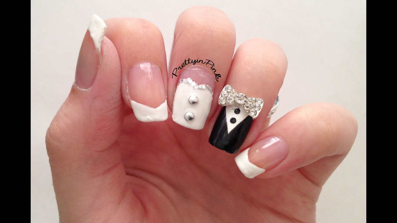 Wedding nails youtube junglespirit Image collections
