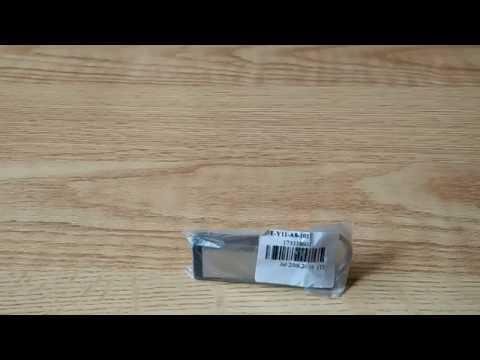 Kerosene Rectangle Emergency Fire Starter Flint Match Lighter Review from Gearbest