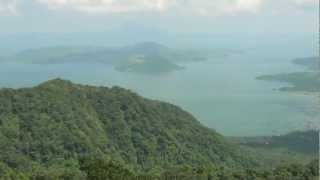 Taal Vista Hotel scenic view and buffet lunch