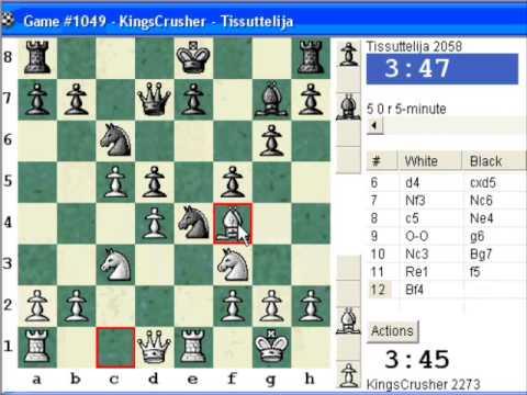 Scandinavian Defence (B01)
