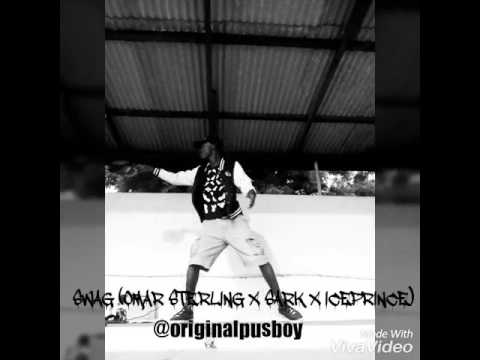 SWAG  (Omar Sterling x Sarkodie x Iceprince) freestyle by ORiGiNAL PUSBOY