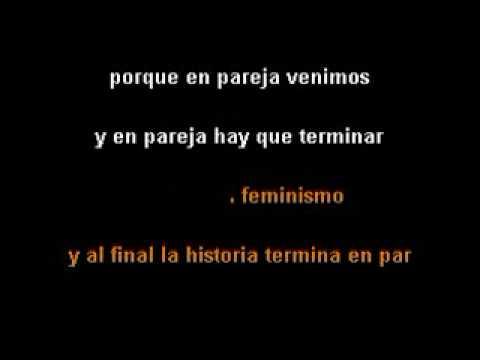 Ricardo Arjona - Mujeres karaoke