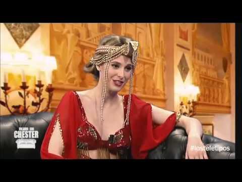 Mata Hari y sus secretos ocultos, protagonistas de Volando con Chester