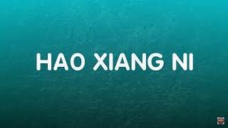 Hao Xiang Ni (Kinetic Typography)
