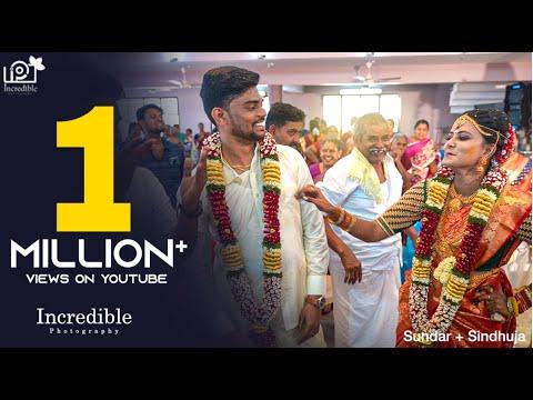 Wedding Bride+Groom Dance Video    #DharalaPrabhu   Sundar + Sindhuja