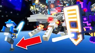 One Leg Robot Challenge?! - Clone Drone in the Danger Zone Part 15 - Chapter 4 Pt 2 | Pungence