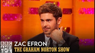 Michael Jackson and Zac Efron Cried Over The Phone Together - The Graham Norton Show