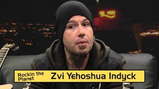 Zvi Yehoshua Indyck and Parabola West | Rockin the Planet Show 16