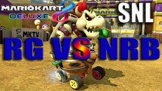 Mario kart 8 deluxe SNL
