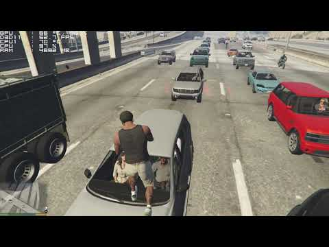 GT-730 DDR5 Test  GTA V , MK10, Project Cars - FPS, CPU USE,Temperature (2016)
