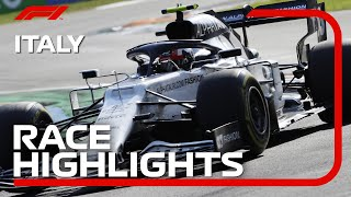 2020 Italian Grand Prix: Race Highlights