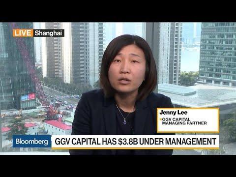 GGV Capital's Lee on China's Tech Sector, AI, Women in Tech