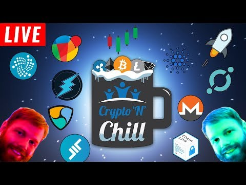 LIVE! The Great Indecisive Cryptocurrency, Bitcoin ($BTC)    Crypto'N'Chill (Ep.23)