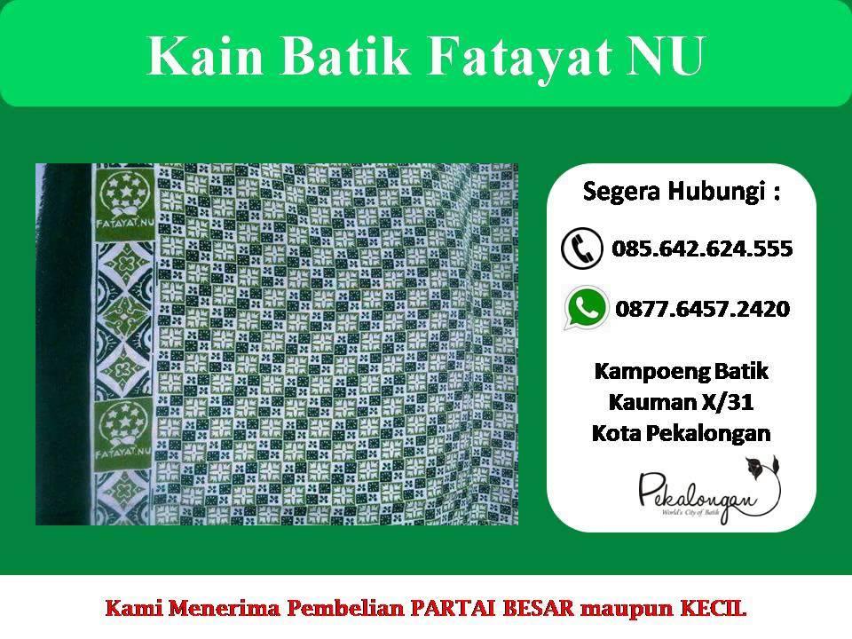 085 642 624 555 Indosat Baju Batik Nahdlatul Ulama Baju Batik Nu Baju Batik Muslimat Nu