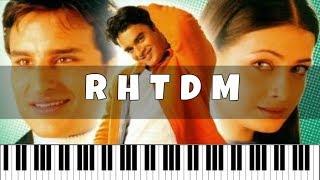 Download Azhagiya Theeye – Minnale | Tamil Piano Tutorial | Piano 4 U Cover MP3 song and Music Video