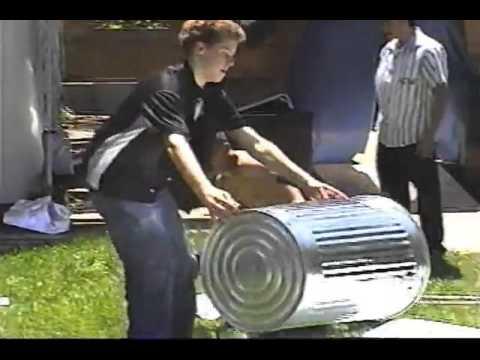 Sean Justice vs Rockabilly Rex (Blake Anderson) Backyard ...