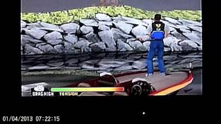 Bass Strike PS2 Game 4 of 6 Have fun and Learn Proper Technique in Hooking BASS