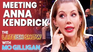 Katherine Ryan's HILARIOUS Anna Kendrick Story | The Lateish Show With Mo Gilligan