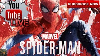 """""""Live"""" SPIDER-MAN: Late Night Web Slinging - Join the TwiZt3D Fam"""
