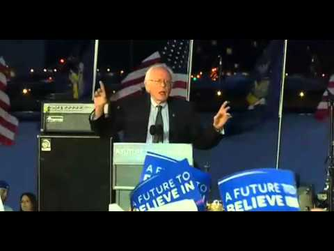 Bernie Sanders Long Island City Ny Rally