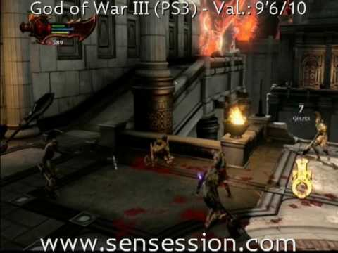 God of War III analisis review