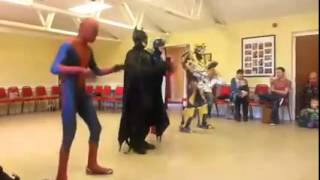 Video Uptown Funk Superheroes download MP3, 3GP, MP4, WEBM, AVI, FLV Desember 2017