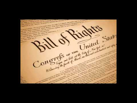 The United States Bill of Rights