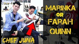 Download Video Chef Juna Pilih MARINKA atau FARAH QUINN ?? Wajib Nonton !! MP3 3GP MP4