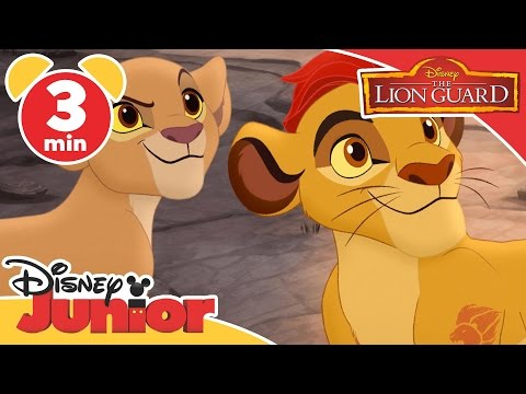 Magical Moments: | The Lion Guard: Kion and Kiara | Disney Junior UK from YouTube · Duration:  2 minutes 40 seconds
