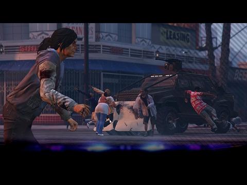 Overleven in Los Santos! - Terror Zombies Ep2 - Noway ZVM (GTA 5 Mods)