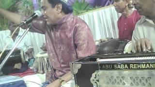 Abu Saba Rehmani-(Naat paak) Is Karam ka Karu Shukr kaise Ada