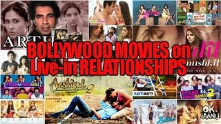Best Bollywood Movies on Live in Relationships : 16 Hindi Films showcased Couples living together