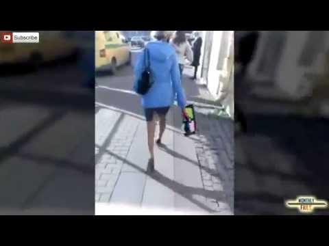 Девушка на каблуках » Приколы – смешные фото, видео и
