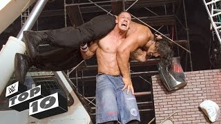 Amazing feats of strength: WWE Top 10