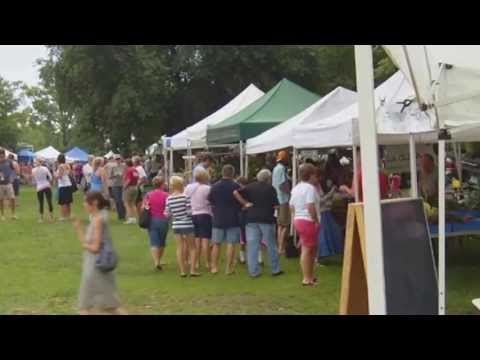 West River Farmers Market In Londonderry Vermont - A Short Video For Visitors