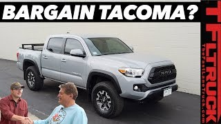 I Was Going To Buy a Subaru, But I Bought a Tacoma - Here Is Why! Dude, I Love My New Ride!