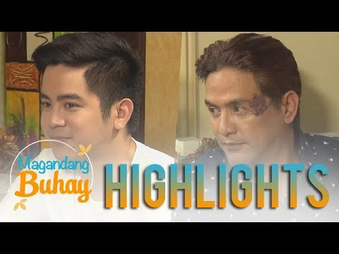 Magandang Buhay: Popshie Geo shares how proud he is of his son Joshua