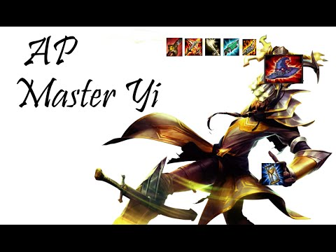 master yi ap is back season 6 alphastrike
