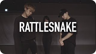 Rattlesnake - Tsar B / Woonha Park Choreography