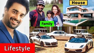 R. Madhavan Luxurious Lifestyle, Age, Son, Wife, Family, House, Movies, Net Worth and Biography