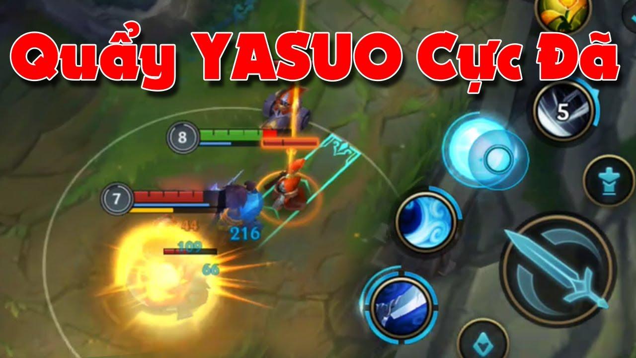 LMHT: Tốc Chiến những pha xử lý hết hồn   Yasuo quẩy cực đã ✩ Biết Đâu Được