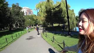 [샤오투어] 여행 브이로그: 나의 추억의 도시 보스턴♡…