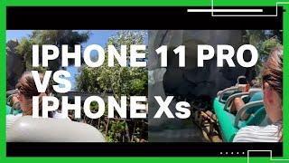 iPhone 11 Pro vs iPhone Xs