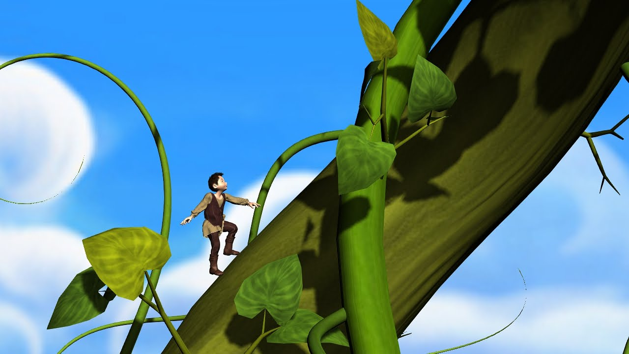 Jack and the Beanstalk 3D Animation Film - YouTube