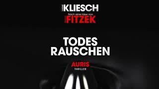 »Todesrauschen« von Vincent Kliesch nach einer Idee von Sebastian Fitzek: Band 3 der AURIS-Reihe