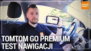 TOMTOM Go Premium - test nawigacji