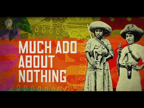 Much Ado About Nothing: Teaser Trailer