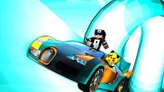 HEFTIGER WALLRIDE | MINECRAFT RACE KING #2