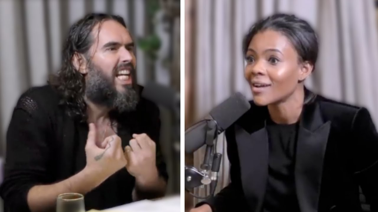 Download Candace Owens debates Russell Brand