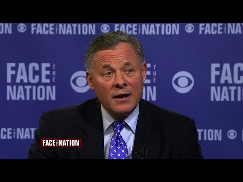 Full interview: Sen. Richard Burr, December 13